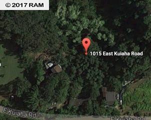 1015 E Kuiaha